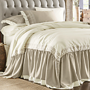 heirloom opulence embroidered bedspread