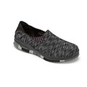 Women's Go Flex Digital Print Slip-On Shoe by Skechers