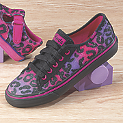 leopard double up by keds