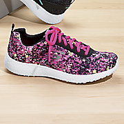 floral burst fitness by skechers
