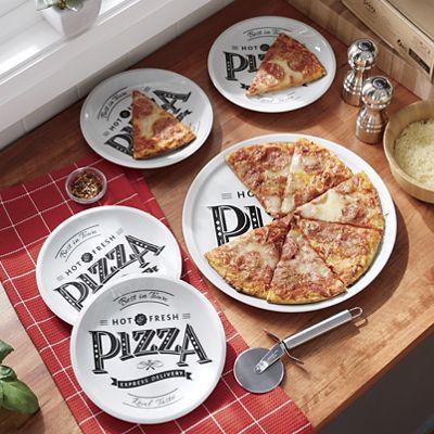 6-Piece Pizza Set
