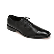Men's Gatto Cap Toe Dress Shoe by Stacy Adams
