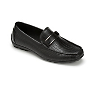 Men's Lanzo Moc Toe Bit Shoe by Stacy Adams