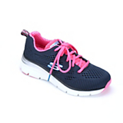women s fashion fit lace up athletic shoe by skechers