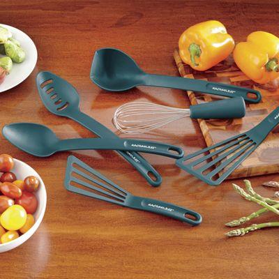 Rachael Ray 6-Piece Kitchen Tool Set