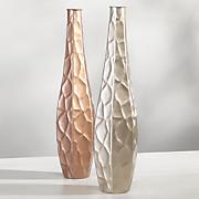 metal elements vase