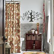 aberdeen shower curtain