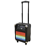 lighted portable speaker with bluetooth by craig