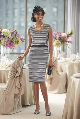 Francine Jacket Dress