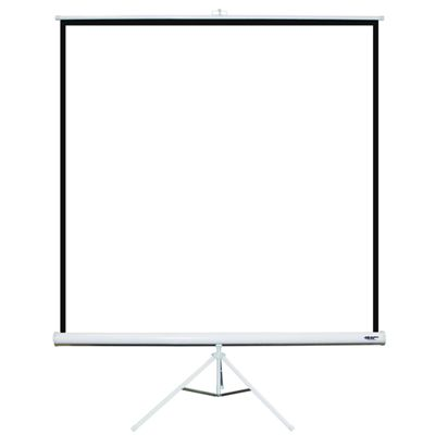 "85"" Tripod Projector Screen"