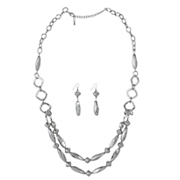beaded necklace earring set 18