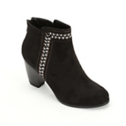 Aztec Embroidered Bootie by Monroe and Main