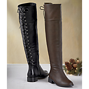 brittany lace up boot by monroe and main