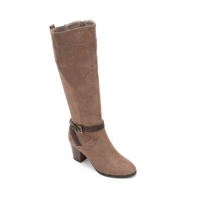 Josie Side Buckle Boot by Monroe & Main