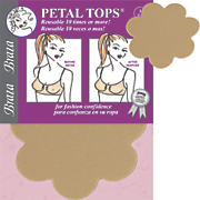 petal tops by braza