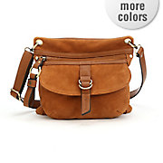 pocket front cross body