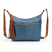Whipstitch Crossbody by Ili