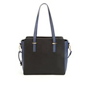 colorblock satchel