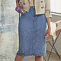 Skyler Embellished Skirt