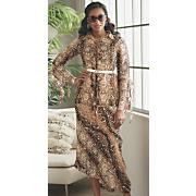 kiana blouse and skirt