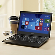 "11.6"" Travelmate Notebook with Windows 8.1 by Acer"