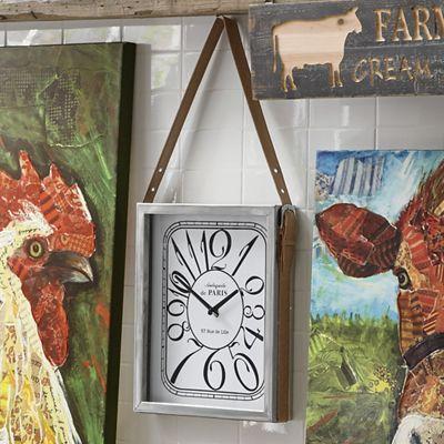 Strap Clock