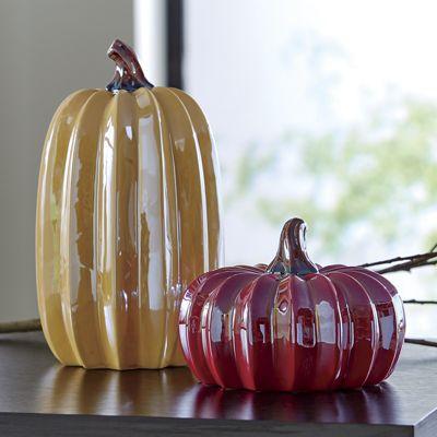 Pearlized Pumpkins
