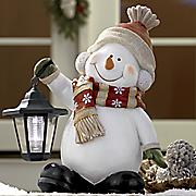 solar snowman 9