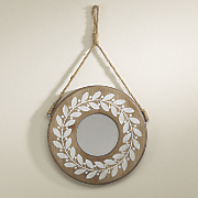 Wreath Ring Mirror