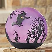 witch globe light