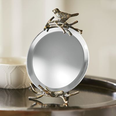 Mini Bird Mirror