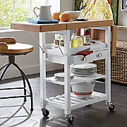 marissa kitchen cart