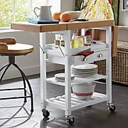marissa kitchen cart