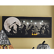 Witches Dance Canvas