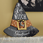tabletop witch hat