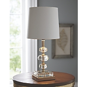 Crystal Accent Lamp