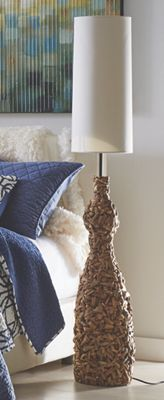 Grass Floor Lamp