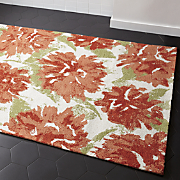 tangerine dream rug