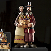 pilgrim couple by williraye studio