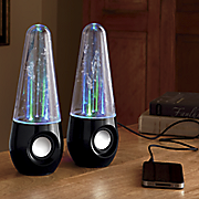 water dancing speakers by supersonic