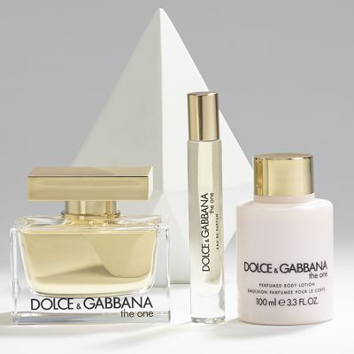 The One 3-Piece Set by Dolce&Gabbana