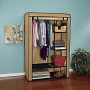 heavy duty two tone storage closet