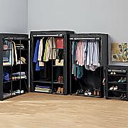 heavy duty two tone storage closet