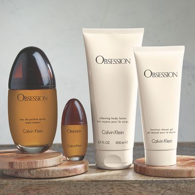 4-Piece Obsession by Calvin Klein