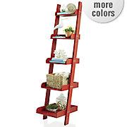 modern ladder shelf