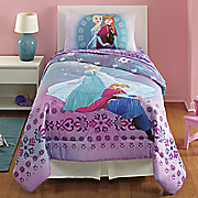 frozen light up the sky comforter and sheet set by disney