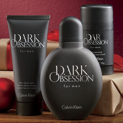 3-Piece Men's Dark Obsession Set by Clavin Klein