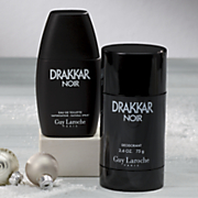 2 pc  drakkar noir for him by guy laroche