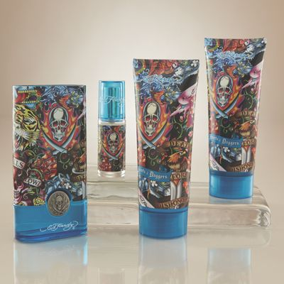 4-Piece Hearts and Daggers For Him From Ed Hardy by Christian Audigier