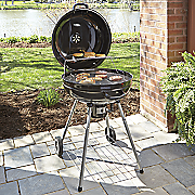 "22 1/2"" Kettle Charcoal Grill by Kingsford"